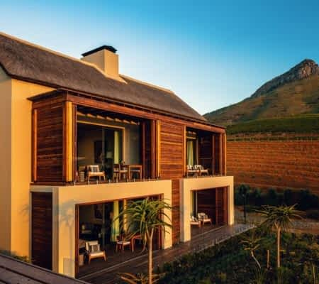 Dream Cape Winelands, dream Delaire Graff estate. A South Africa Winelands holiday experience that seeks its own. Pool and scenic Stellenbosch views for 8 people.