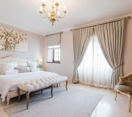 Luxury Residences - 7 Bedrooms - with Housekeeping, Concierge, Wifi, Sauna, Helipad, fireplace, Sound system, security system, pool, terrace, garden, views..