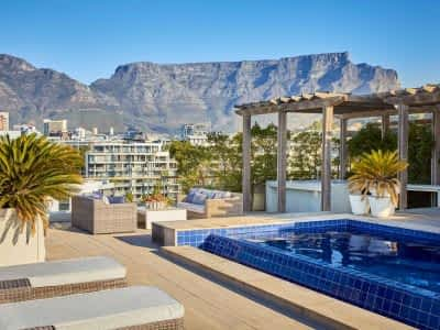 Rent a penthouse in Cape Town One&Only. Utmost 5 star