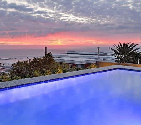 5 bedroom Villa with pool in Camps Bay vacation rental - short term